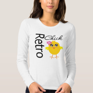 Retro Chick Shirt