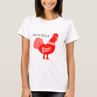 Retro Chick T-Shirt