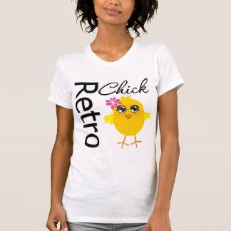 Retro Chick Tee Shirt