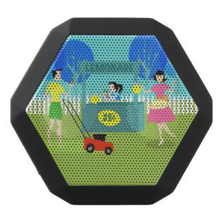 Retro Children's Lemonade Stand Bluetooth Speaker Black Boombot Rex Bluetooth Speaker