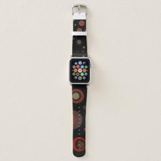 Retro Circles Apple Watch Band