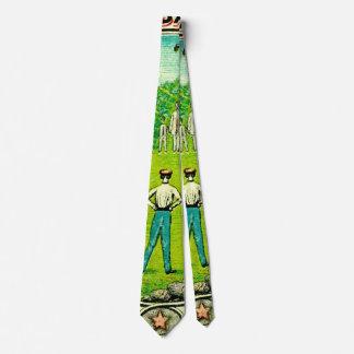 Retro Clothing Ad 1869 Tie