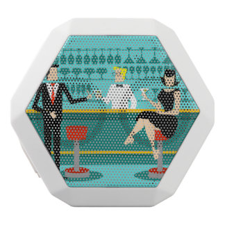 Retro Cocktail Lounge Boombot REX Speaker