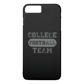 Retro College Football Team iPhone 8 Plus/7 Plus Case