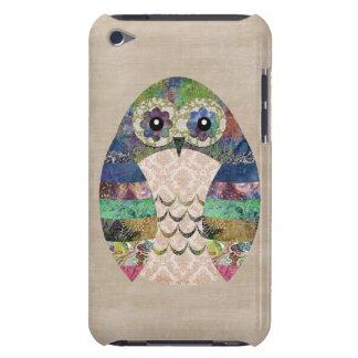 Retro Colorful Owl Boho Bohemian Bird Custom Case-Mate iPod Touch Case
