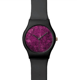 Retro Colorful Trendy Unique  Goth Grunge Watch