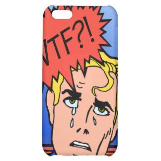 Retro Comic Book iPhone Case iPhone 5C Cover