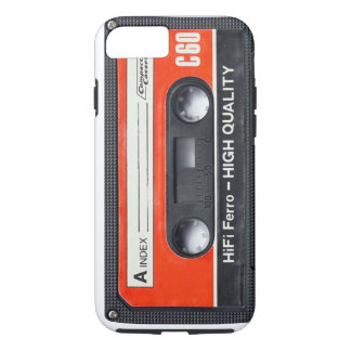 Retro Compact Audio Cassette iPhone 8/7 Case