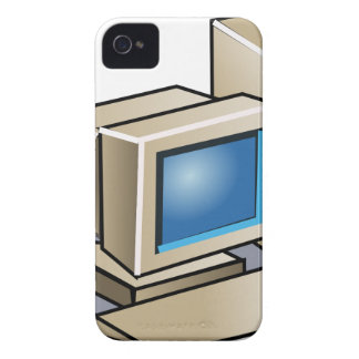 Retro Computer Case-Mate iPhone 4 Cases