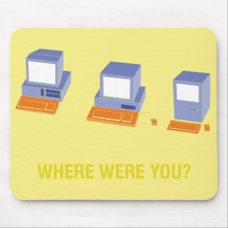 Retro Computer Mousepad