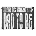 Retro Cool Dads to Be : World's Greatest Dad to be iPad Mini Cases