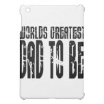 Retro Cool Dads to Be : World's Greatest Dad to be iPad Mini Case