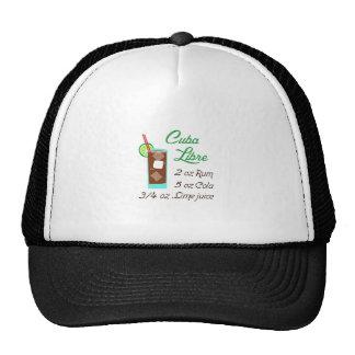 RETRO CUBA LIBRE CAP