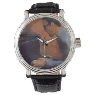 Retro Custom pian Watch
