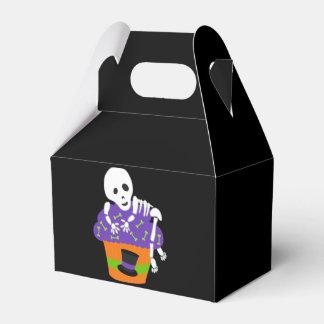 Retro Cute Halloween Favour Box