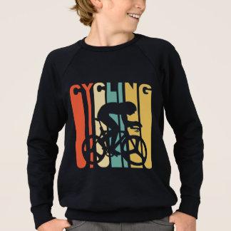 Retro Cycling Sweatshirt