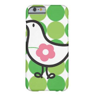 Retro Daisy Baby Chick Bird Whimsical Cute Dots Galaxy S4 Cases