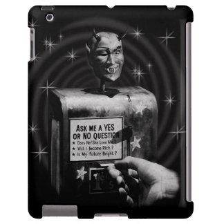 Retro Devil Question Box (vintage)