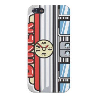 retro diner design case for iPhone 5/5S