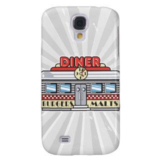 retro diner design samsung galaxy s4 cases