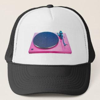 Retro DJ Trucker Hat