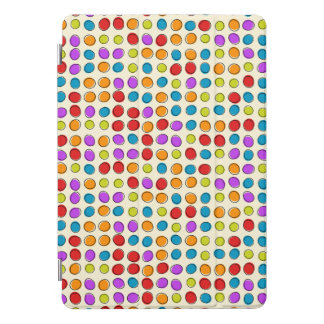 Retro Dots iPad Cover by Julie Everhart