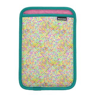 Retro Dots iPad Mini Sleeve