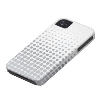 Retro Dots iPhone 4/4S Case-Mate Barely There