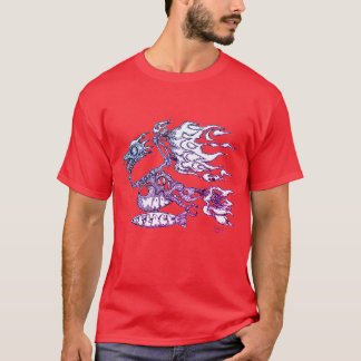 retro dragon dove original T-Shirt