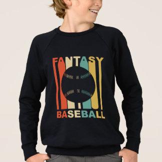 Retro Fantasy Baseball Sweatshirt