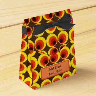 Retro Favour Box
