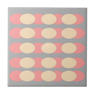 Retro Fifties Design Pattern Tile
