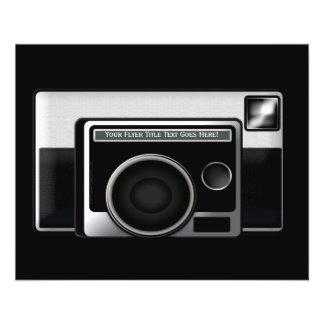 Retro Film Camera 11.5 Cm X 14 Cm Flyer