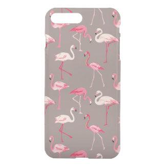 Retro Flamingos iPhone 7 Plus Case