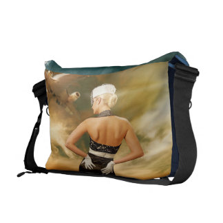 Retro Flight Attendant Rickshaw Bag Commuter Bags