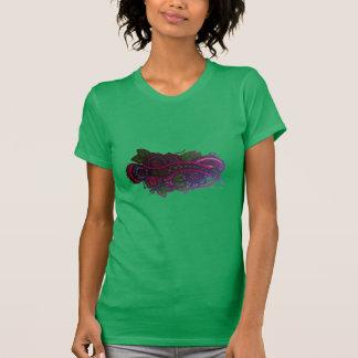 Retro floral design T-Shirt