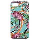 Retro Floral iPhone 5 Cover