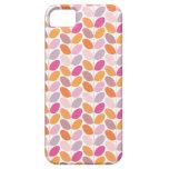 Retro Floral Patterned Case iPhone 5 Case