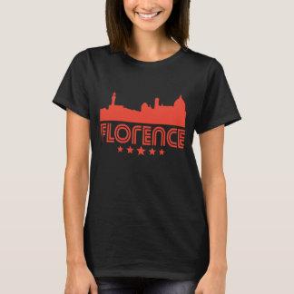 Retro Florence Skyline T-Shirt