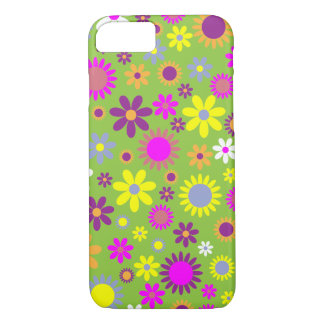Retro Flower iphone case