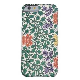 Retro Flower Pattern iPhone 6 Case
