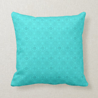 Neon Teal Cushions - Neon Teal Scatter Cushions Zazzle.com.au
