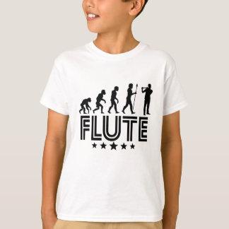 Retro Flute Evolution T-Shirt