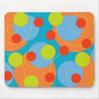Retro Fruity Mousepad