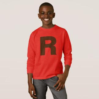 RETRO FUN MONOGRAM by Slipperywindow T-Shirt