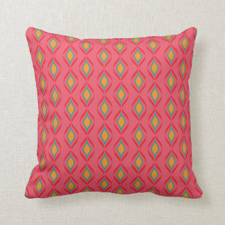 Retro Fun Patterns Cushion