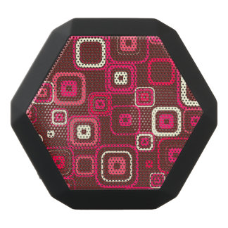Retro Funky Square Design