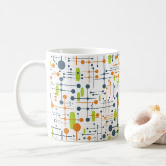 Retro Futuristic Coffee Mug