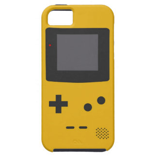 Retro game tough iPhone 5 case
