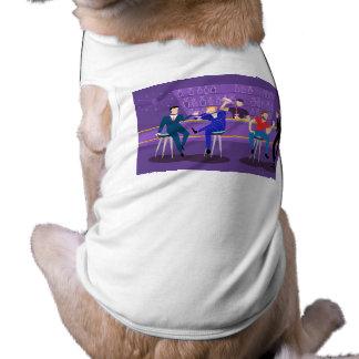Retro Gay Bar Dog Shirt